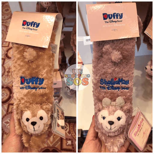 HKDL - Duffy & Shelliemay Car Seat Belt Cover