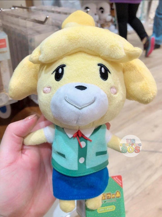 Japan Nintendo - Animal Crossing - Plush Toy x Isabelle (Green Vest)