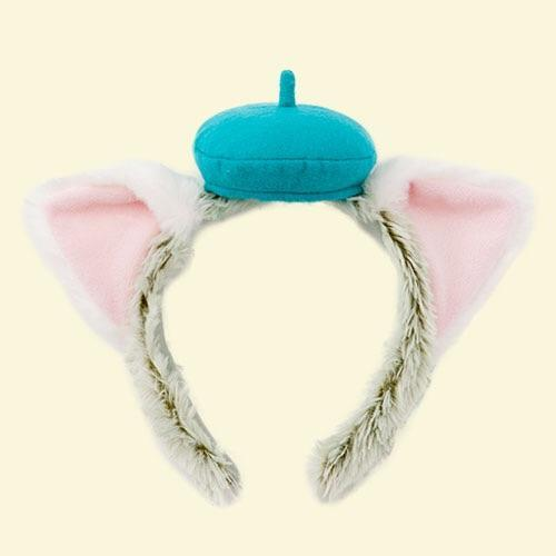 TDR - Duffy & Friends - Ears Headband x Gelatoni