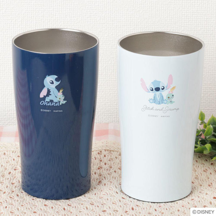 Japan Exclusive - Stitch & Scrump Cool Summer Collection - Stainless Steel Tumbler