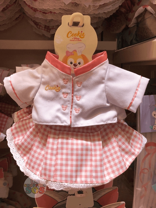 HKDL - Plush Costume x Cookie