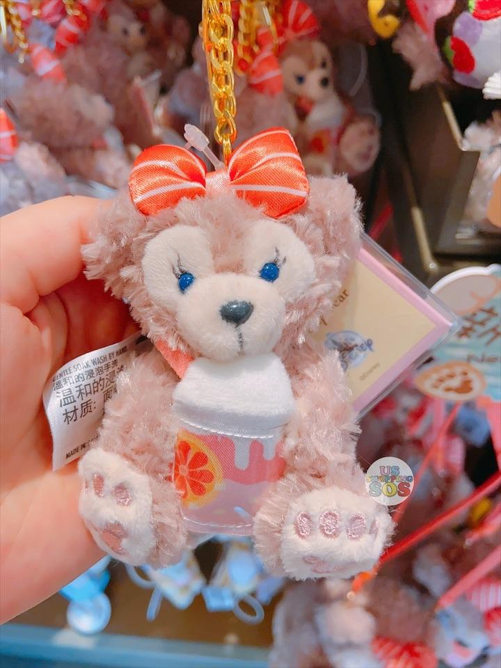 "SHDL - ""Sweet Duffy Afternoon Tea Collection"" - Plush Toy Keychain x ShellieMay"
