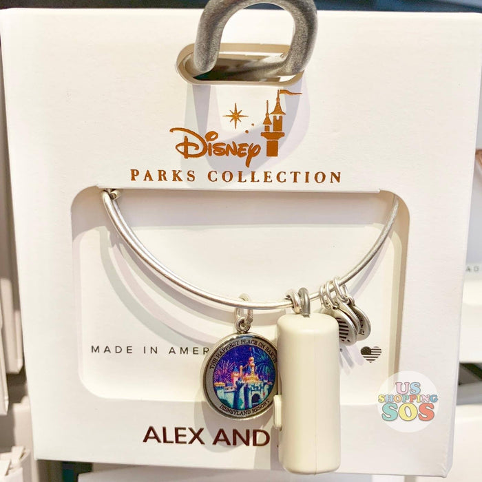 DLR - The Happiest Place on Earth - Alex & Ani Bangle