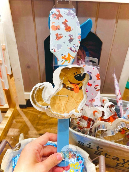 DLR - Disney Reigning Cats & Dogs 🐾 - Disney Dogs Spatula & Cookie Cutter