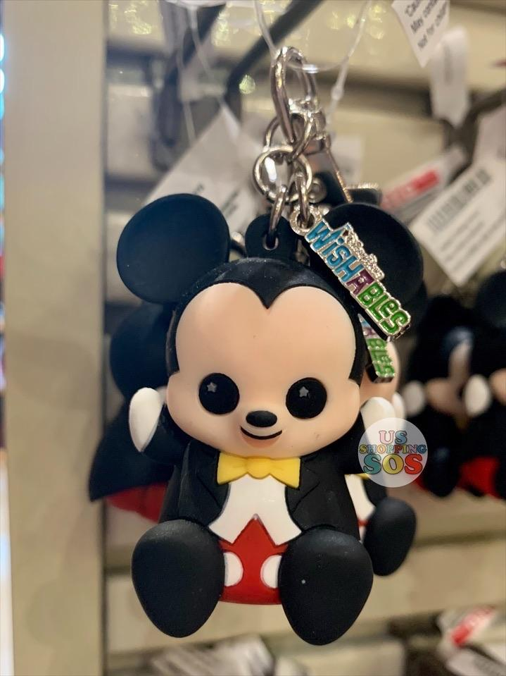 DLR - Wishables Keychain - Mickey Mouse