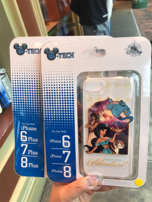 HKDL - IPhone Case x Aladdins Ready for Adventure