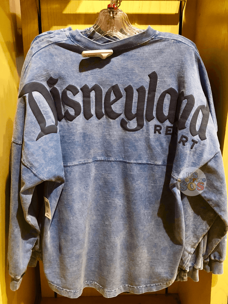 "DLR - ""Disneyland Resort"" Spirit Jersey - Denim"