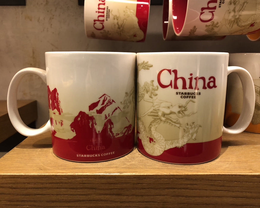 Starbucks - 16oz China Mug