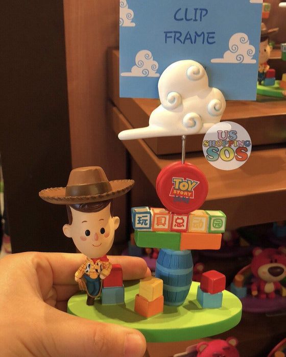 SHDL - Toy Story Land Woody Clip Frame by JMaruyama