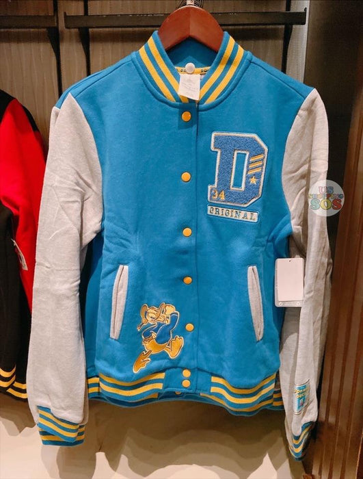 SHDL - Letterman Jacket x Donald Duck for Adults