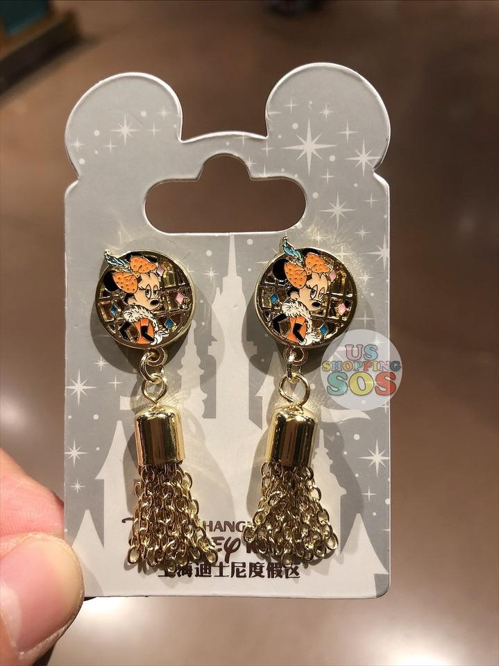 SHDL - The Sound of Shanghai Collection - Earrings Set x Minnie Mouse