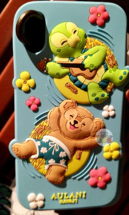 Aulani - Silicone 3D iPhone Case - Duffy & Olu