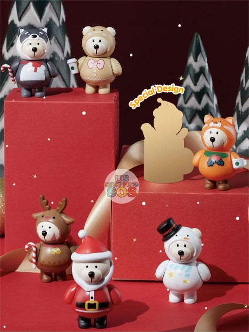 Starbucks China - Christmas Time 2020 - Bearista Figure Mystery Box