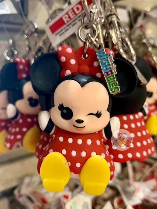 DLR - Wishables Keychain - Minnie Mouse