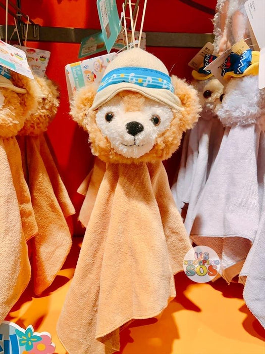 SHDL - Duffy & Friends Summer Camp Collection - Duffy Plushy Towel