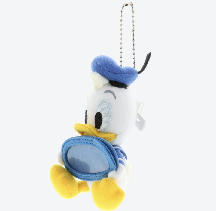 TDR -Plush Toy Keychain with Name Tag x Donald Duck