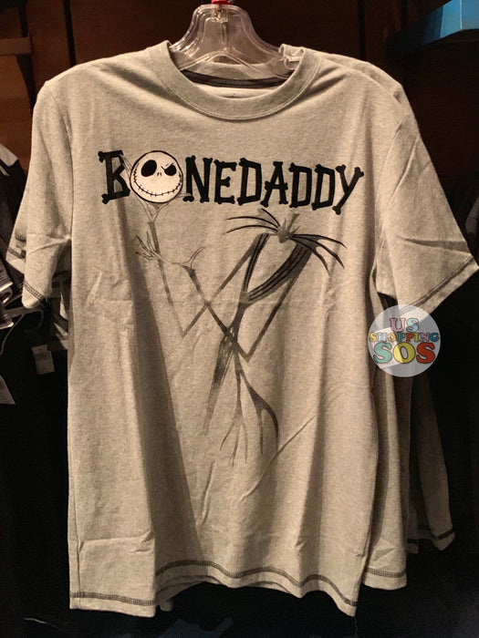 "DLR - The Nightmare Before Christmas Apparel - Jack Skellington ""Bonedaddy"" T-shirt"
