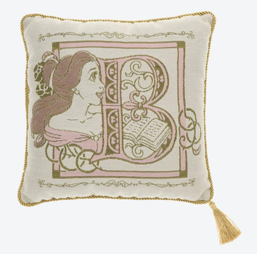 TDR - Enchanted Tale of Beauty and the Beast Collection - 2-Side Cushion