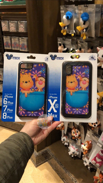 SHDL - Iphone Cases x  Winnie the Pooh & Tigger by Jmaruyama
