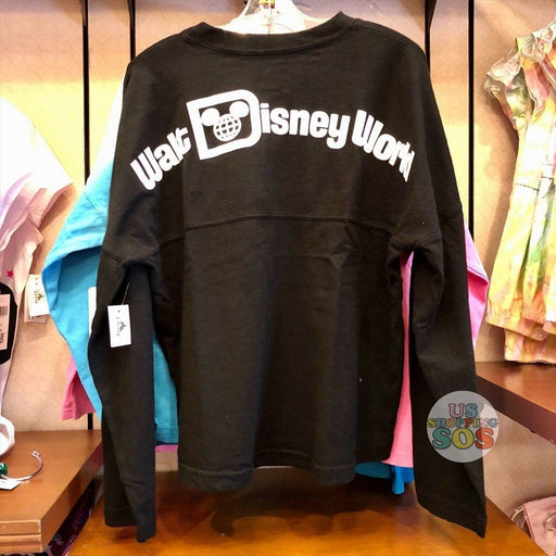 "WDW - Spirit Jersey ""Walt Disney World"" Black (Youth)"