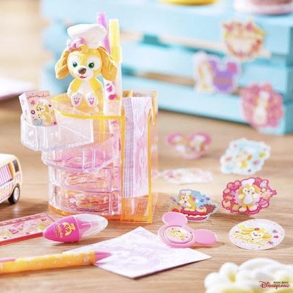 HKDL - CookieAnn - Stationery Set