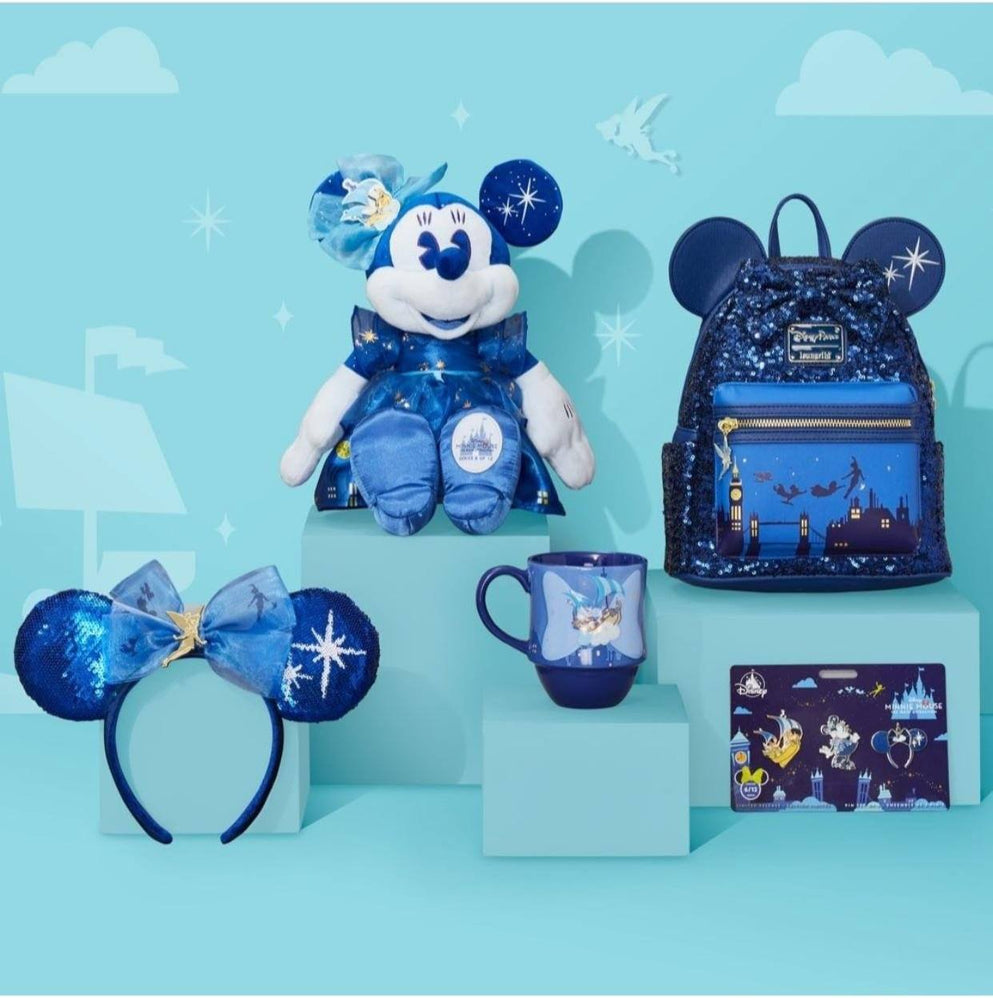HKDL/SHDS/DLR - Minnie Mouse the Main Attraction Series - June (The Peter Pan's Flight)