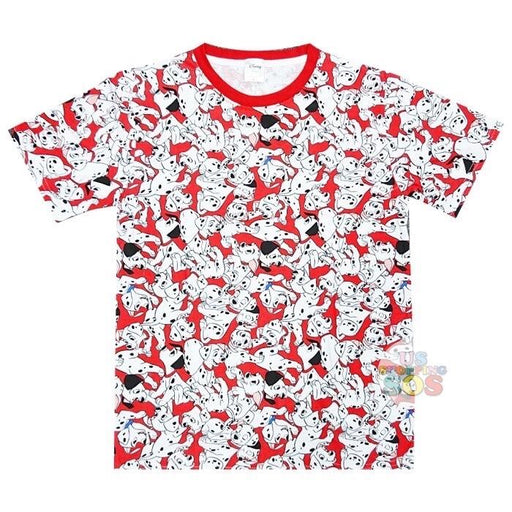 JP x RT  - All Over Printed Long Tee x 101 Dalmatians (Unisex)