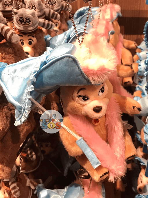 TDR - Country Bear Jamboree Plush Keychain - Teddi Barra