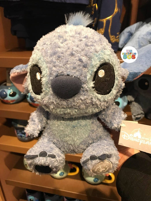 HKDL - Fluffy Stitch Plush