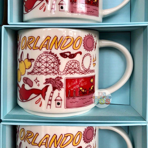 WDW - Starbucks Been There Series Mug - Orlando