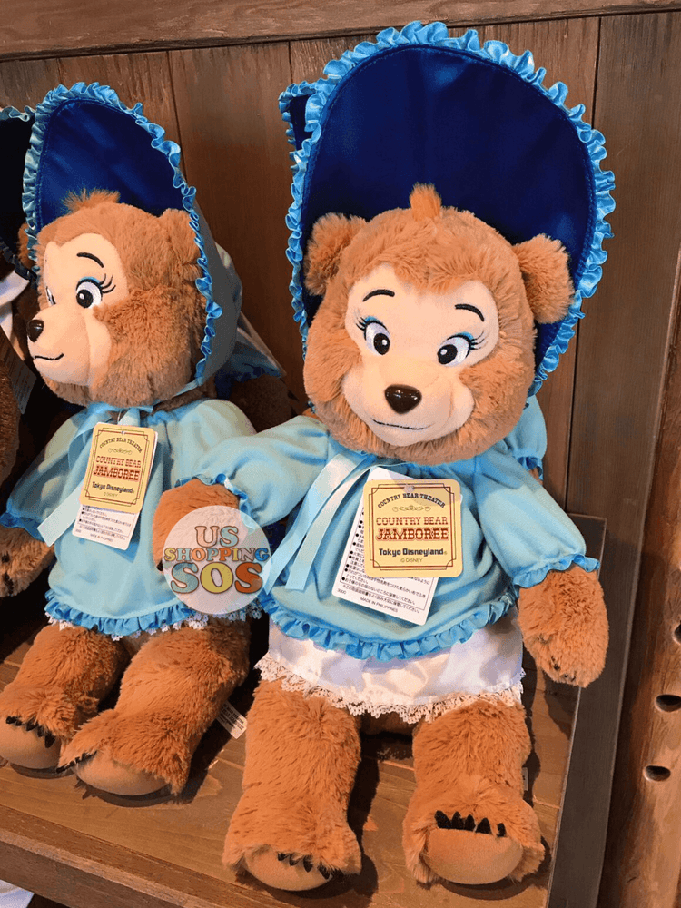 TDR - Country Bear Jamboree Plush - The Sun Bonnet