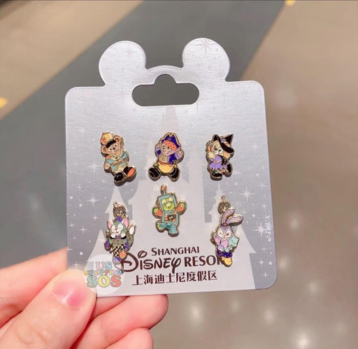 SHDL - Duffy & Friends Halloween 2020 Collection - Earrings Set