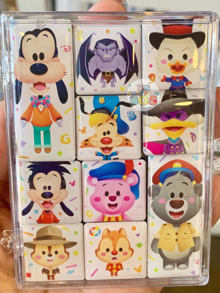 DLR - Art on Magnet - Afternoon of Cute by Jerrod Maruyama