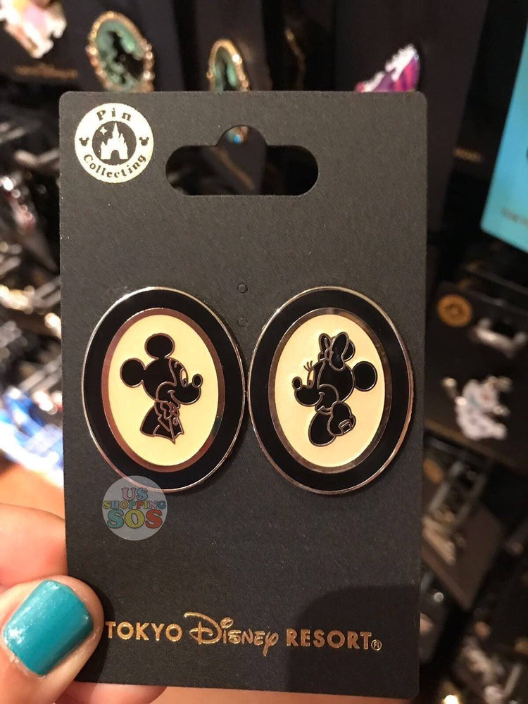 TDR - Pin x Mickey & Minnie Shadows