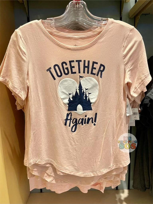 DLR - Together Again Castle T-Shirt (Adult)