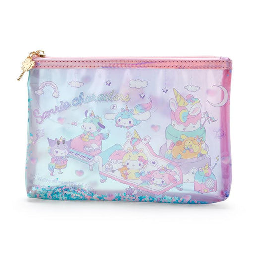 Japan Sanrio - Unicorn Party - Vinyl Pouch Size M