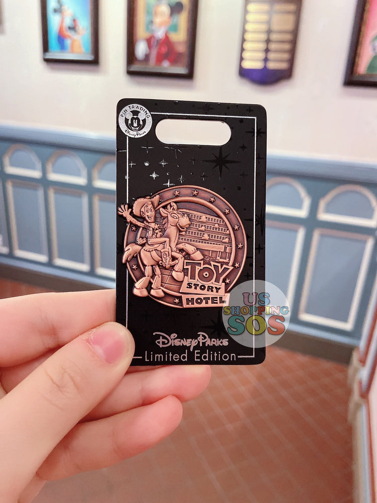 SHDL - Pin x Toy Story Hotel