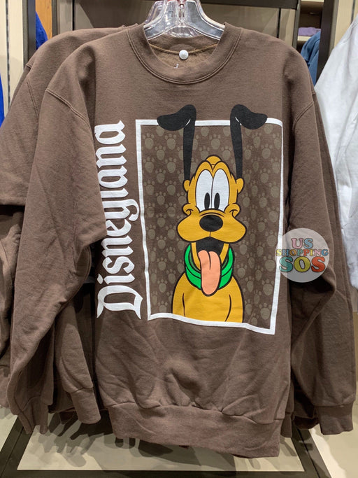 "DLR - Character ""Disneyland"" Sweater (Adult) - Pluto"