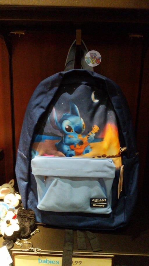 Aulani - Stitch 'Toes in the Sand' Backpack