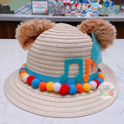 SHDL - Duffy & Friends Summer Camp Collection - Duffy Sun Hat with Ears