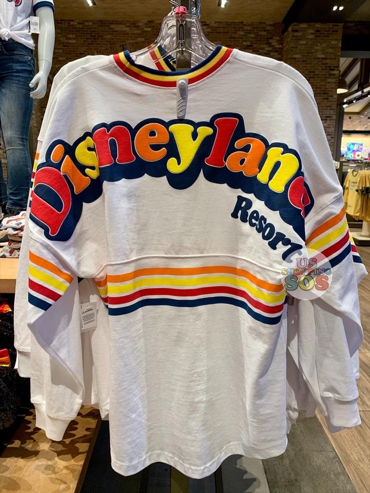 "DLR - Retro Disneyland 1955 - ""Disneyland Resort"" Spirit Jersey (Adult)"
