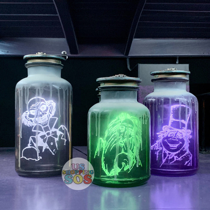 DLR - Haunted Mansion - Host A Ghost Spirit Jar