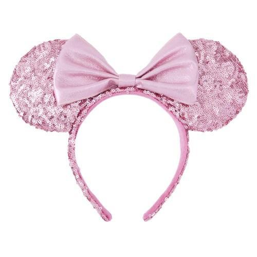 TDR - Minnie Sakura Sequin Headband