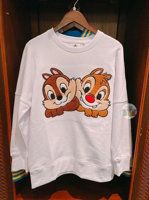 SHDL - Chip & Dale Embroidery Sweatshirt