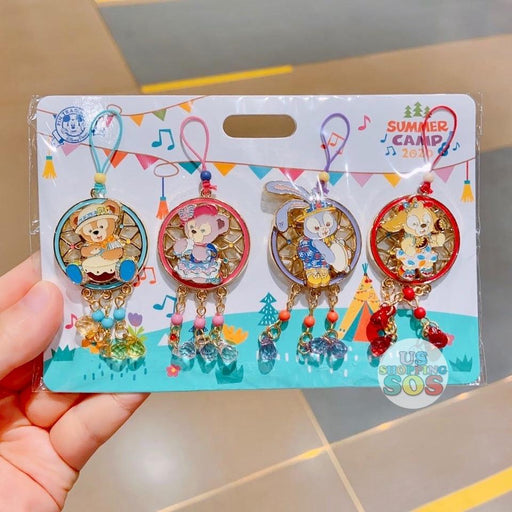 SHDL - Duffy & Friends Summer Camp Collection - Pin Set