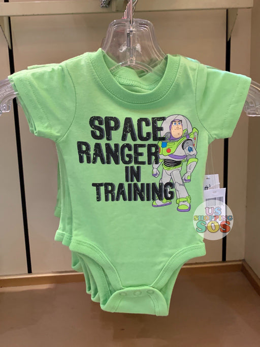 "DLR - Baby Onesie (Infant & Toddler) - Buzz Lightyear ""Space Ranger in Training"""