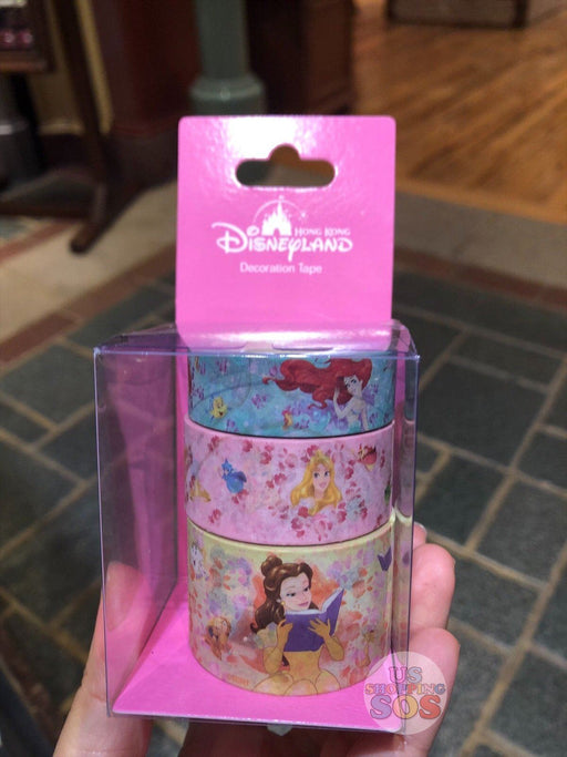 HKDL - Decoration Tape x Princess