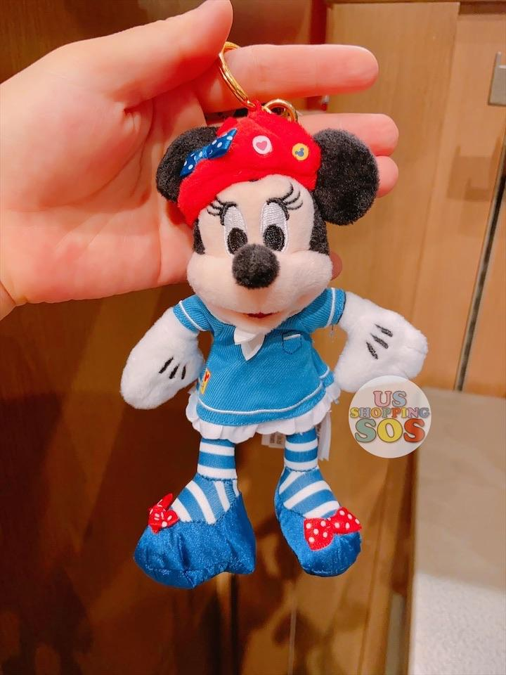 SHDL - I Mickey SH Collection - Plush Keychain x Minnie Mouse