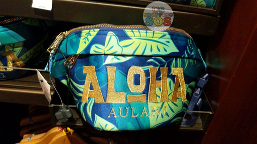 Aulani - Paradise Vibes - Loungefly Minnie All-Over-Print Fanny Pack