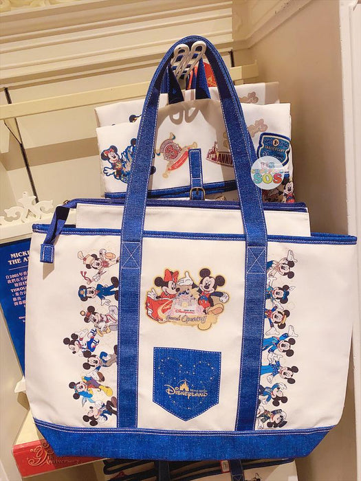 HKDL - 15th Anniversary Collection - 2 Sided Tote Bag